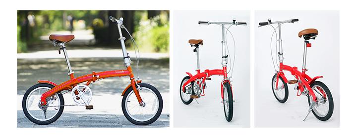 自転車3側面