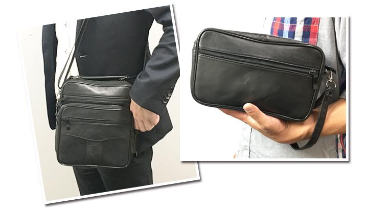 バッグを持っているイメージ画像