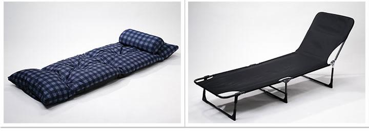 ベッドとマットはセット