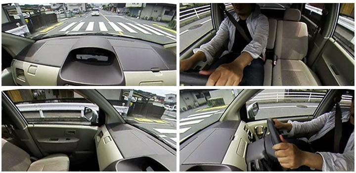視野角360度のカメラで安心・安全