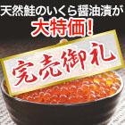 極みの鮭いくら醤油漬400g/1kg