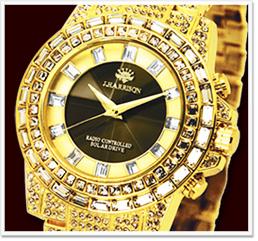 ゴールド時計