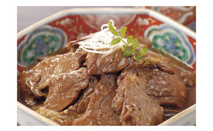 牛肉 大和 煮